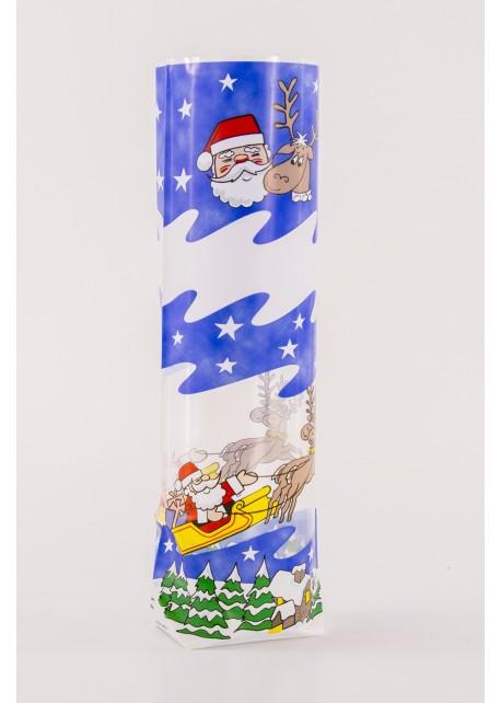 Kruisbodemzak Narvik - Toefzak Kerst - Kerstzakjes