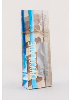 Chocoladezakken - Zakken voor Chocolade - Steigerhout - Puur - Melk - Wit