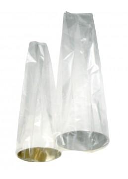 Diamantzak met Karton Goud/Zilver -  Zak ronde vorm