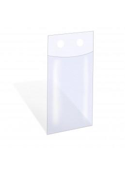 Microperforatiezak 15 x 30 + 4 cm (30my)