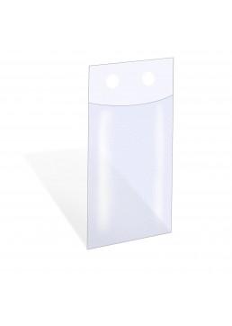 Microperforatiezak 18 x 30 + 4 cm (18my)