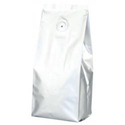 Koffiezak Zilver met ventiel