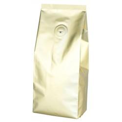 Koffiezak Goud met ventiel
