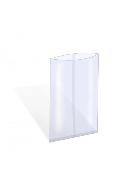 Vlakke zak - 11 x 20 cm - bio